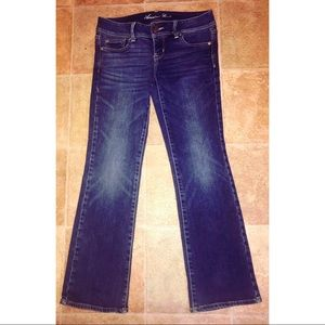 American Eagle Outfitters Slim Boot Cut Jeans